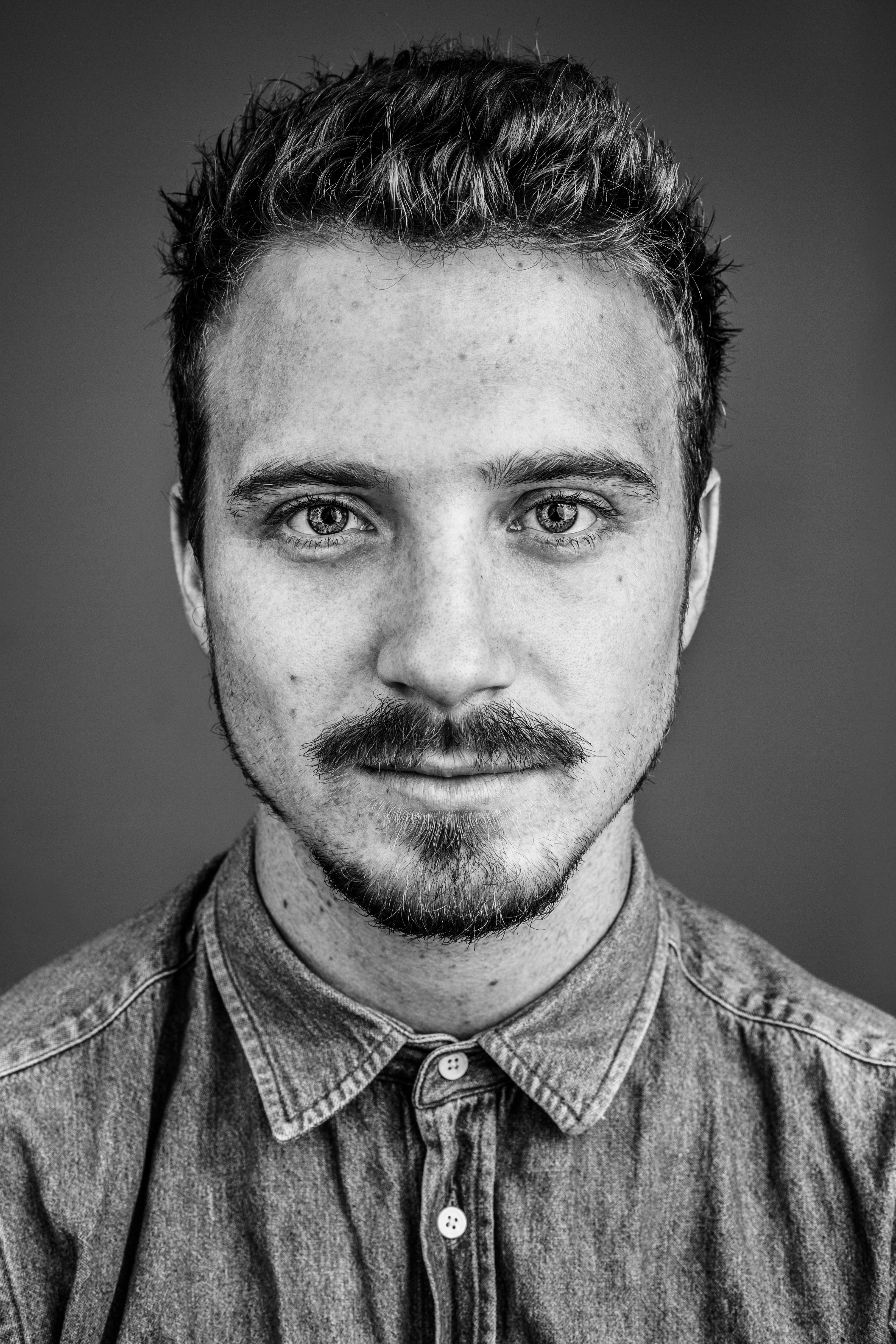 Justin Bell - Headshot