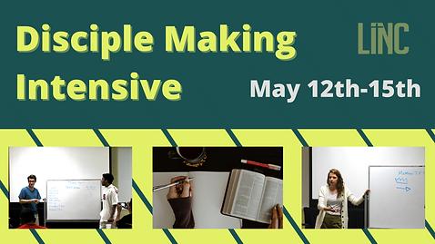 Disciple Making Intensive