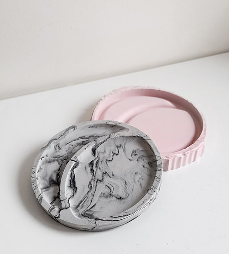 Silicone Rubber Mould for Crescent Moon Tray