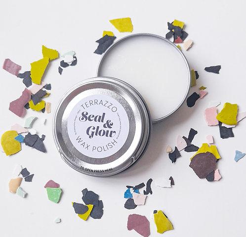 Seal&Glow Terrazzo Wax Polish