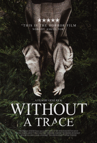 WITHOUT A TRACE - horror
