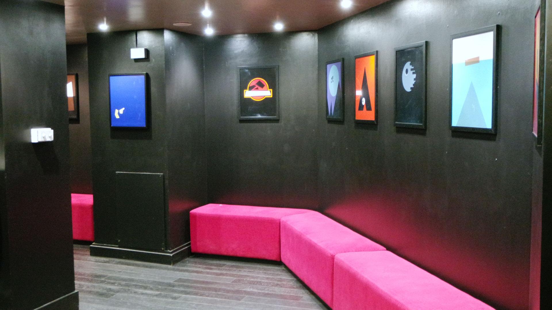 Minimalist Movie Poster Exhibition 2018 Curzon Soho