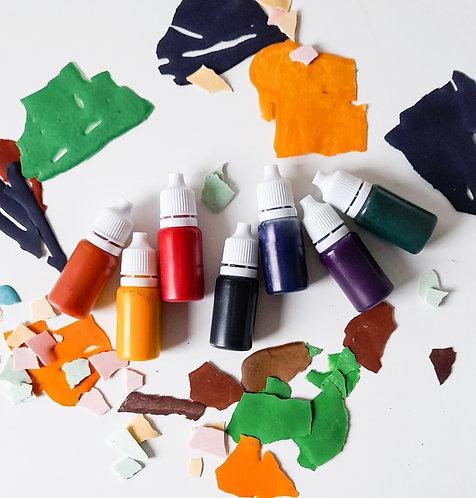 Jesmonite Pigments Mix&Match