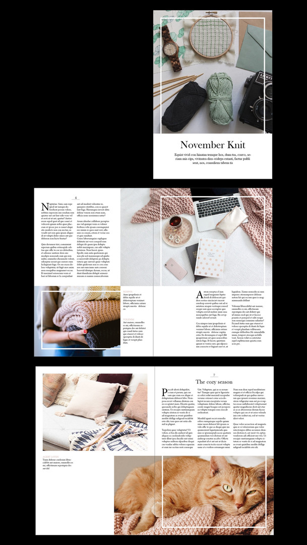 November Knit