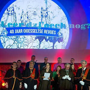 40 jaar Hesselse Revues