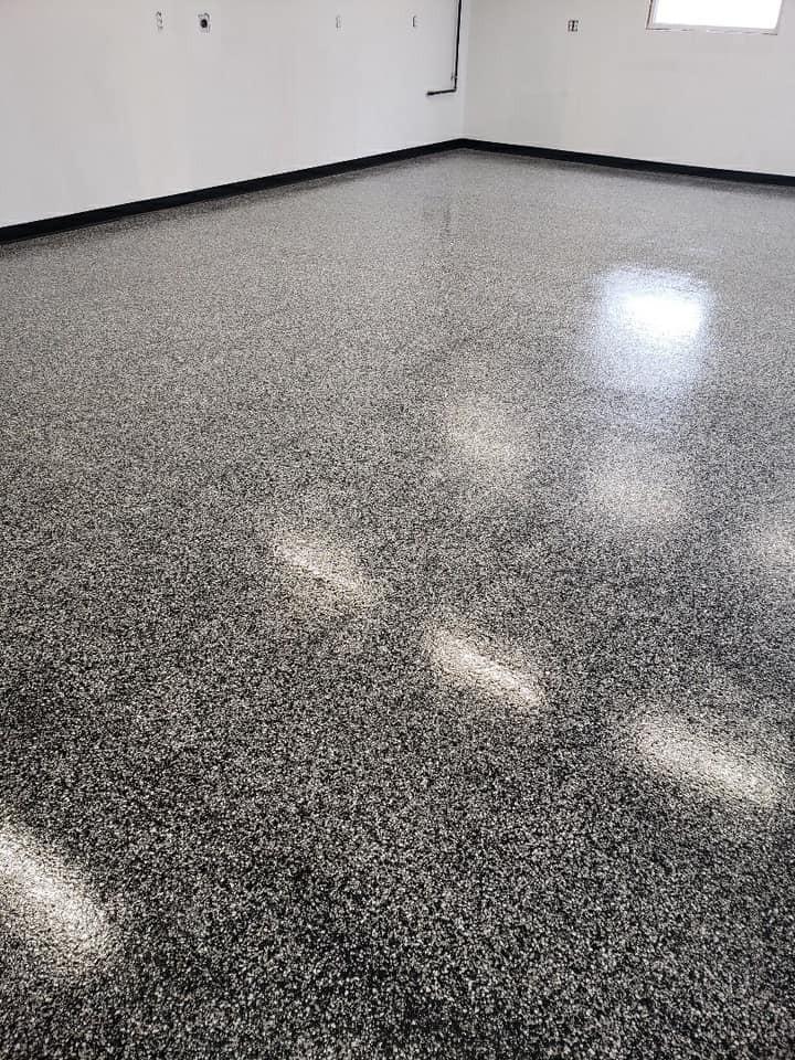 Polyaspartic Floor