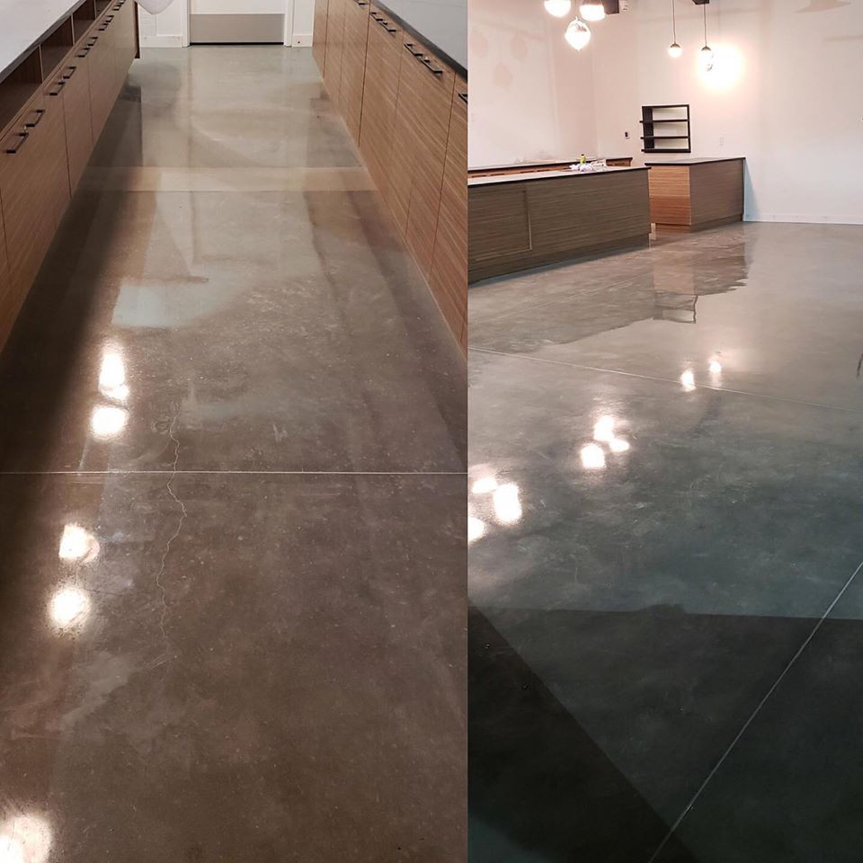 Level 3 Polished Concrete