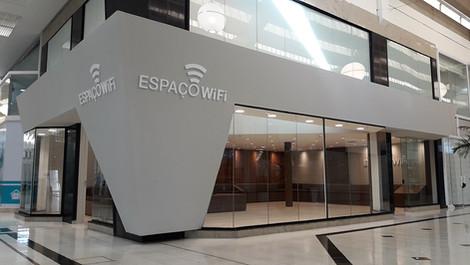 Espaço Wi-Fi