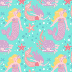 """Mermaid Lagoon"" collection"