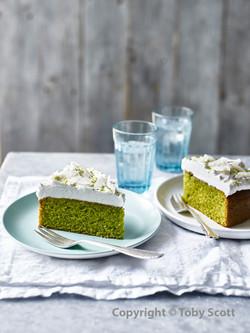 Green Lime Cream Cake WEB
