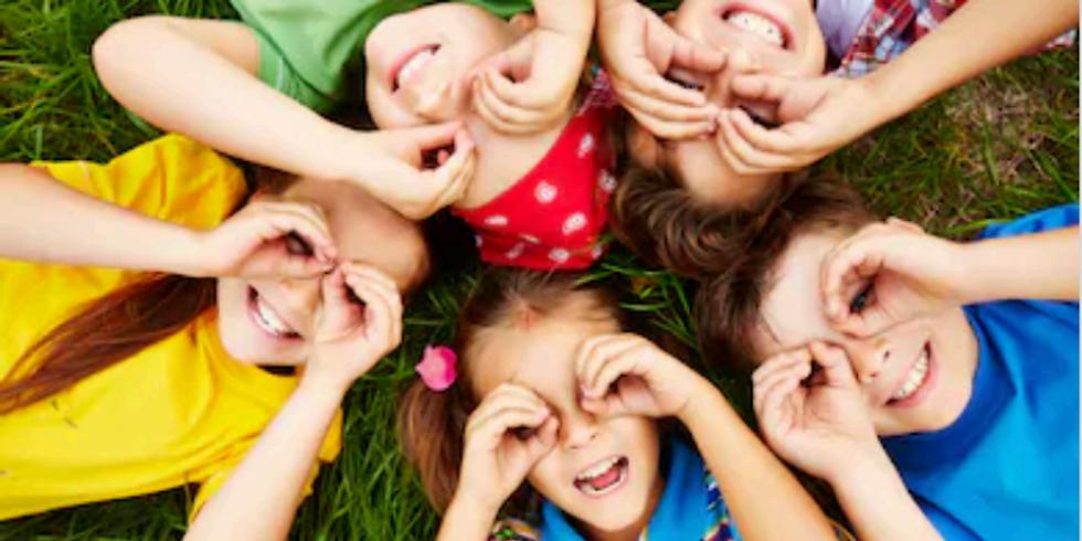 Formation pour adultes: Relaxation Créative pour enfants et pré-adolescents