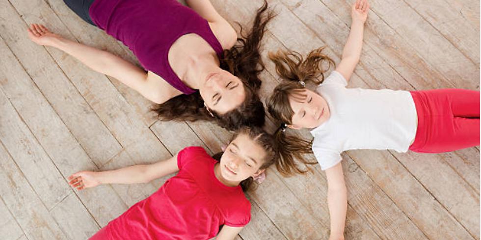NIV 2-Formation en Relaxation Créative pour enfants et adolescents