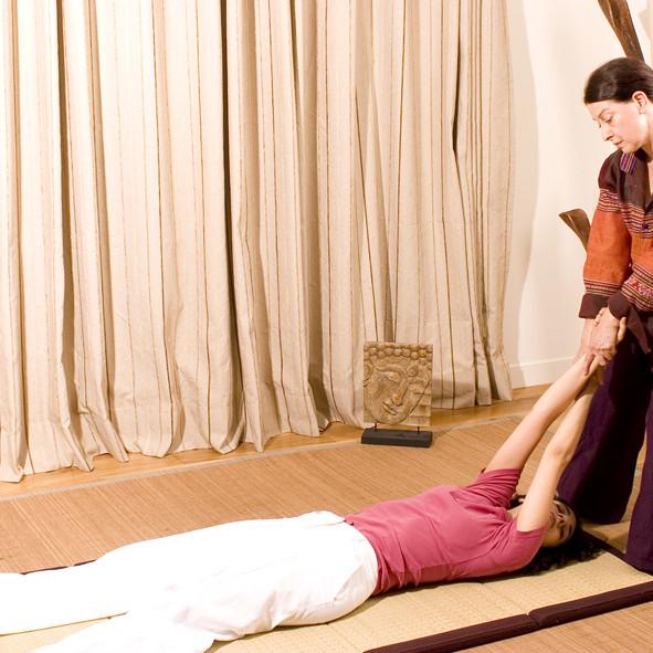 Formation en Relaxation Coréenne, Niveau 1