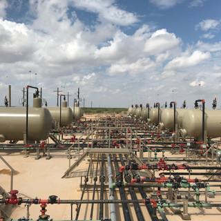 Pipelines & Tanks