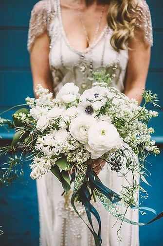 horizonal bouquet