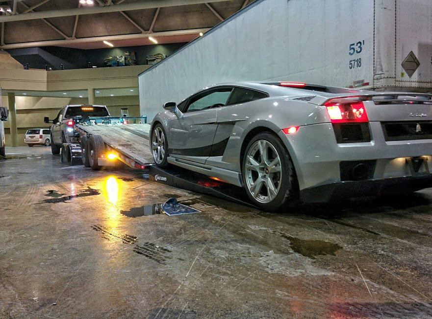 Exotic Vehicle Transport