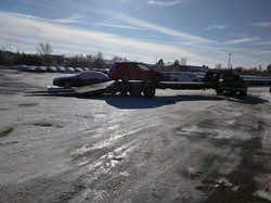 Heavy Flatbed Transport 61218_120740