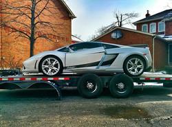 Exotic Vehicle Transport