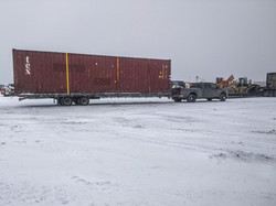 Shipping Container Transport