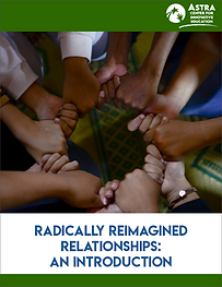 RADICALLY REIMAGINED RELATIONSHIPS IN SCHOOLS: AN INTRODUCTION