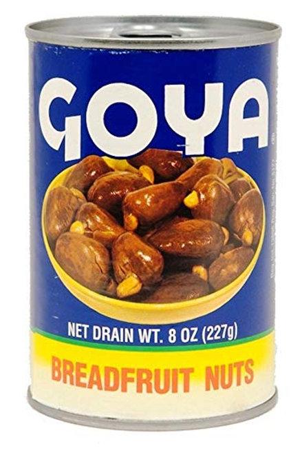 Goya Breadfruit Nuts, 8 oz.