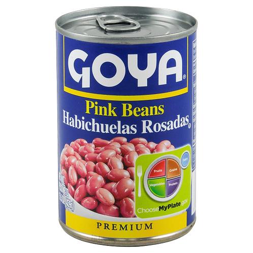 Goya Pink Beans, 15.5 oz.