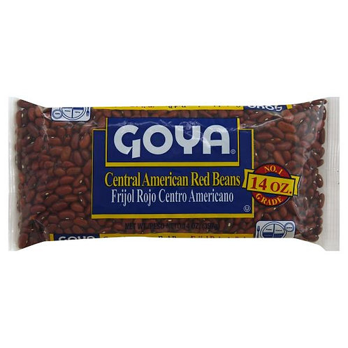 Goya Central American Red Beans, 15.5 oz.