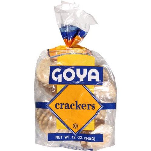 Goya Crackers, 12 oz