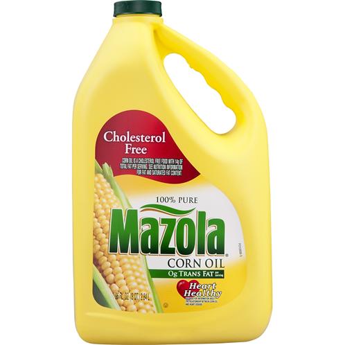 Mazola Corn Oil, 96 oz.
