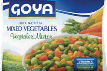 Goya Mixed Vegetables, 14.9 oz.
