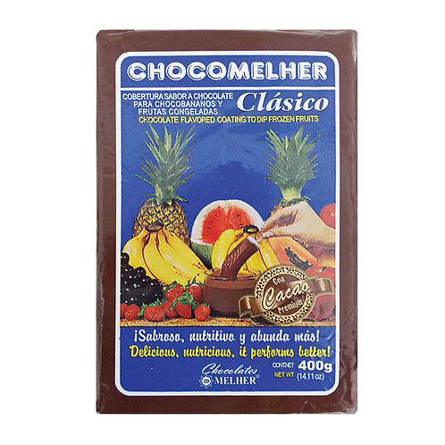 Chocomelher Clasico, 375 g