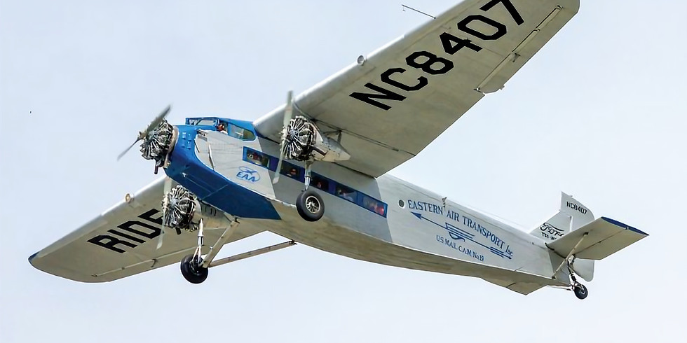 EAA Ford Tri-Motor Fly-In (cancelled)