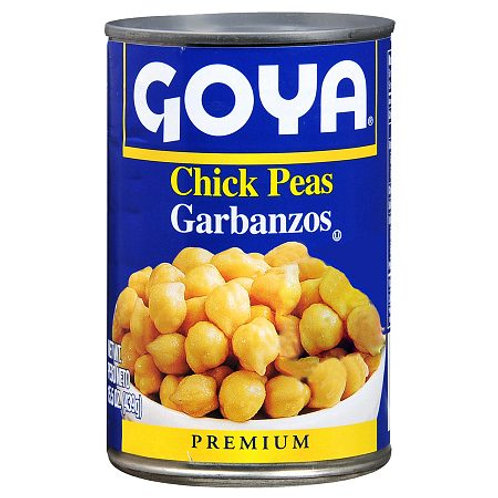 Goya Chick Peas, 15.5 oz.