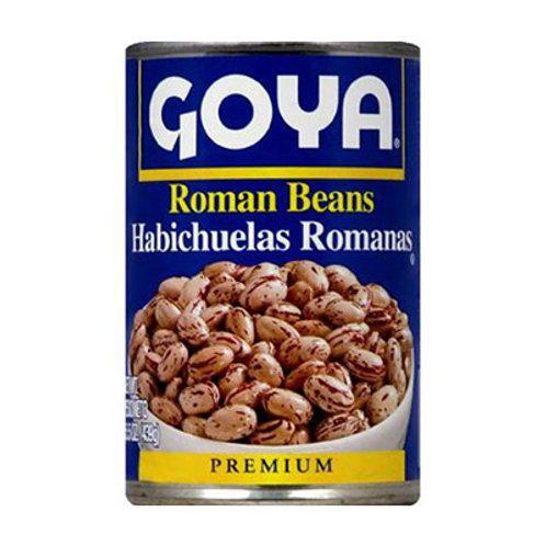 Goya Roman Beans, 29 oz.
