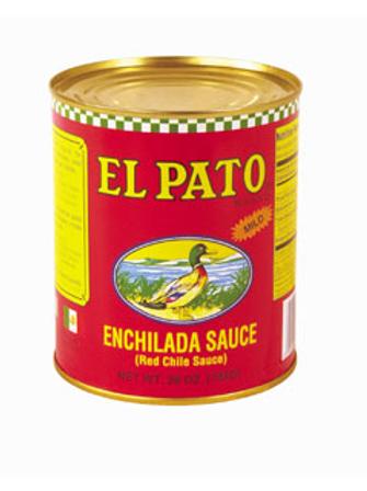 El Pato Enchilada Sauce, 28 oz.