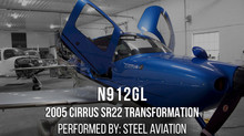 CIRRUS AIRCRAFT SR22 FULL TRANSFORMATION