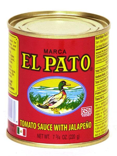 El Pato Tomato Sauce, 27 oz.