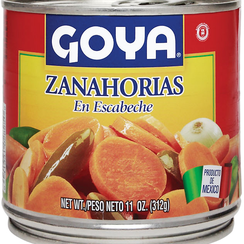 Goya Sliced Carrots, 14.5 oz.