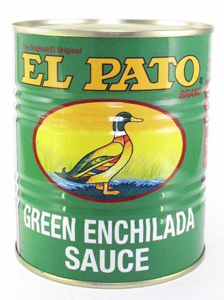 El Pato Green Enchilada Sauce, 28 oz.