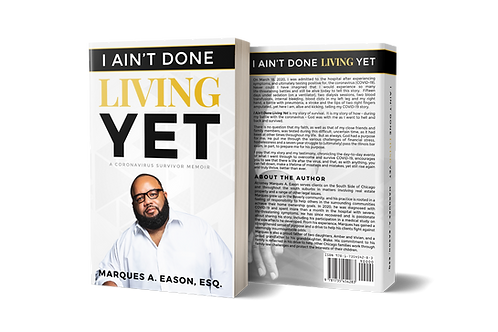 I Aint Done Living Yet (Paperback)