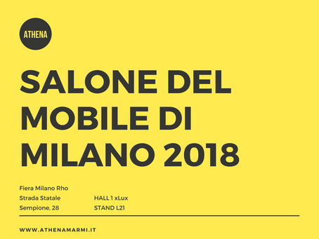 Salone del Mobile, Milan:  the authentic trend of 2018 is nature