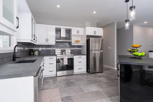 501 Stewart Build - Kitchen