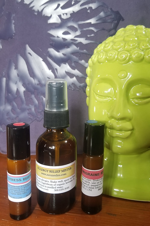 Stress & Headache Relief Bundle