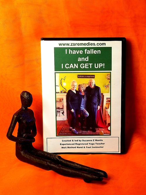 I have fallen and I can get up DVD