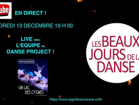REPLAY- LES BEAUX JOURS DE LA DANSE
