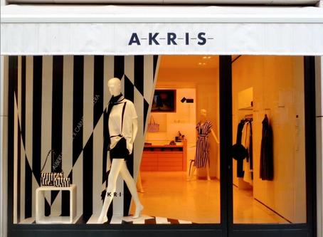 Akris - Quadrilatero della Moda