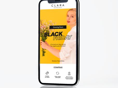 Clara Ibarguren - BlackFriday