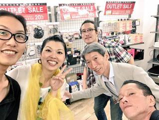 MotherAudio お披露目イベント@e☆イヤホン