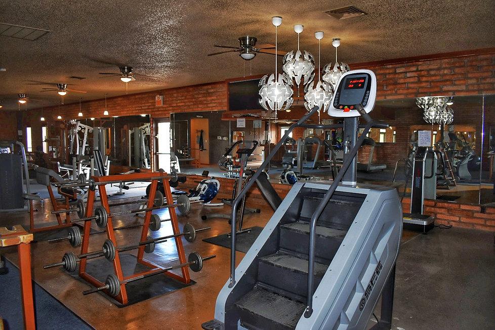 Fitness Center, Lifestyle RV Resort