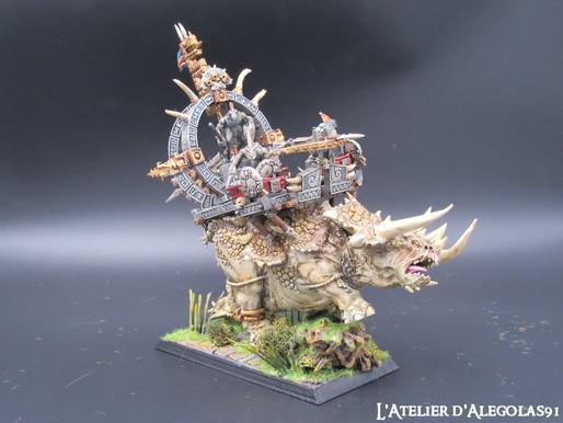 Figurines pour une armée : Lost Kingdom miniatures